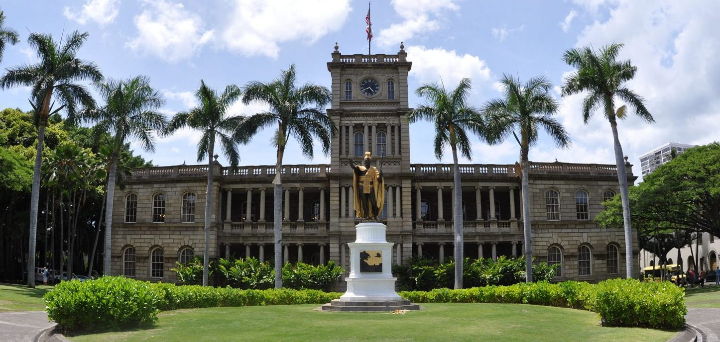 The AIA in Honolulu