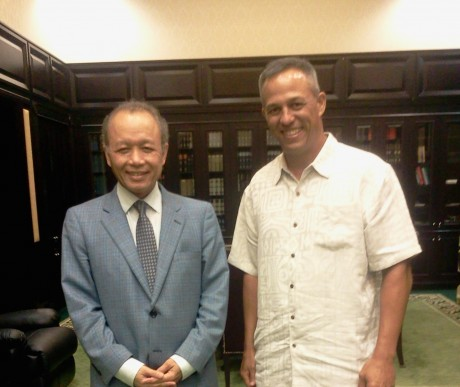 ELP Director Meets with Malaysian Chief Justice