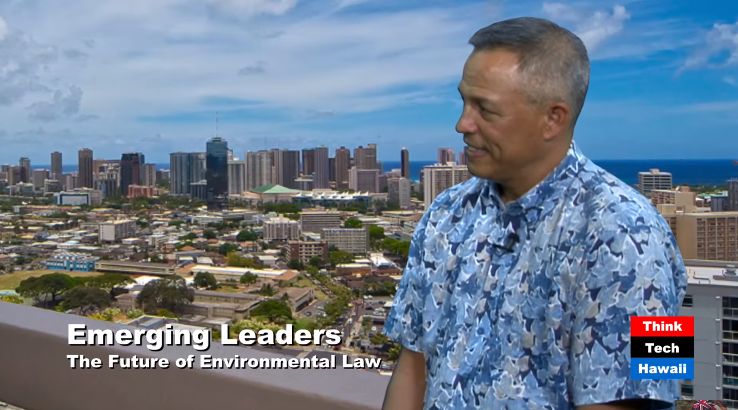 ELP Director David Forman Discusses the 2016 IUCN World Conservation Congress