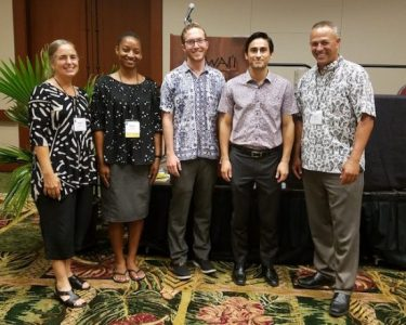 Richardson Students Present SYS Papers at 25th Annual Hawai`i Conservation Conference
