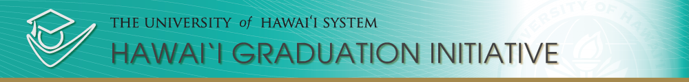 Hawaii Graduation Initiative
