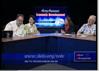 Voter Viewpoint Video on Olelo
