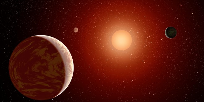 Research excellence award winners chase exoplanets