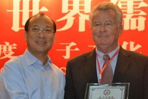 Roger Ames wins Confucius Culture Award