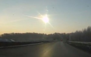 Russian meteor fall