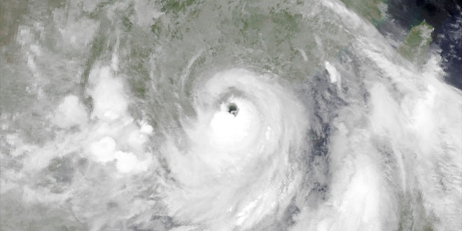 Typhoon Vicente
