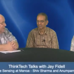 Screenshot ThinkTech Hawaii with guest Shiv Sharma and
