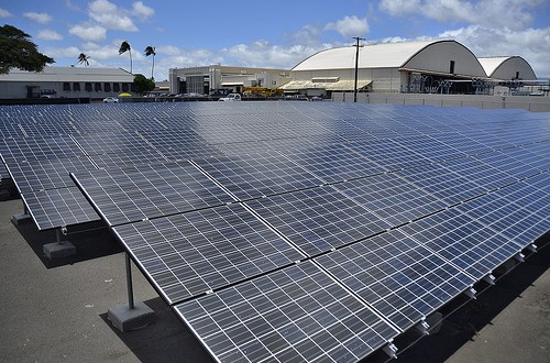 Batteries put to test in PV plan