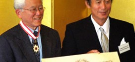 Japanese Buddhism scholar receives Order of the Rising Sun