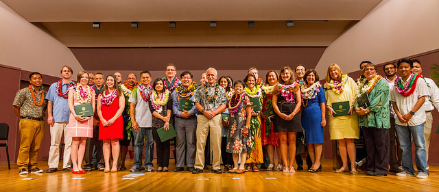 Manoa Awards Winners 2014