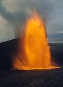 Kilauea Iki eruption