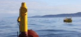 Navy expands investment at first grid-connected wave energy test site in the U.S.