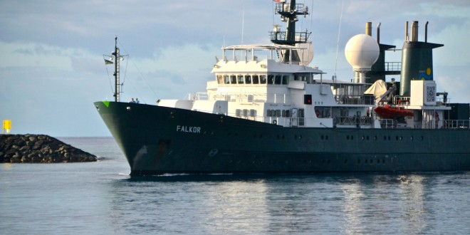 Researchers embarking on extraordinary expedition to Loihi Seamount