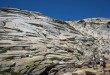 Rock fractures in Yosemite National Park. (credit: University of Hawaiʻi/School of Ocean and Earth Science and Technology)