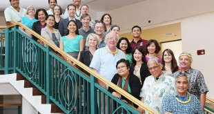 Researchers and staff who contribute to growing cancer health disparities research and outreach.