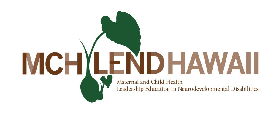 Hawaii MCH LEND Program Logo