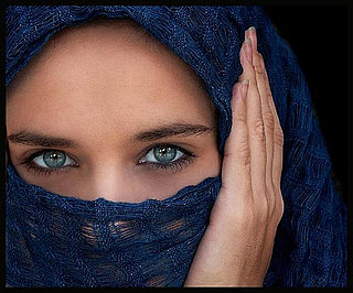 The study found that 10 percent of women who wear hijabs were