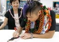 Andy South returns to Honolulu Community College