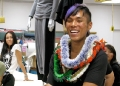 Andy South at Honolulu Community College