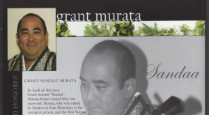 "Photo of Grant ""Sandaa"" Murata"