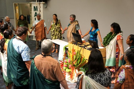 Students Amp Diversity Kīhei Ceremony Symbolizes Journey To