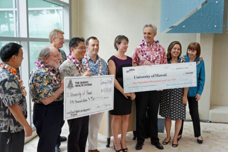 The State Loan Repayment Program was launched in 2012 with donations from HMSA, The Queen's Health Systems, Aloha Care and a law passed by the Hawai`i State Legislature.