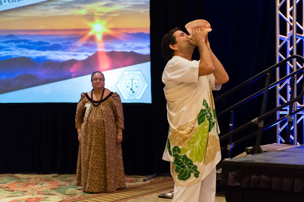 As its president, Dr. Andrade chaired the American Psychiatric Association's convention on Kaua`i in March, 2013.