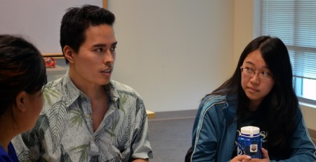 Jacques Ambrose, MS3, discusses potential solutions to the homelessness issues in Hawai`i.