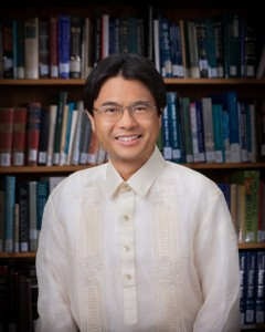 Dr. Tony Guerrero, Chair of Psychiatry