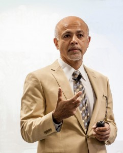 Dr. Abraham Verghese is considered one of the world's best teachers of the physical examination.