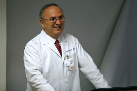 Dr. Ivica Zalud, Chair of OB-Gyn