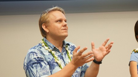 Dr. Lehrer has worked in Hawai'i on developing an Ebola Virus Vaccine
